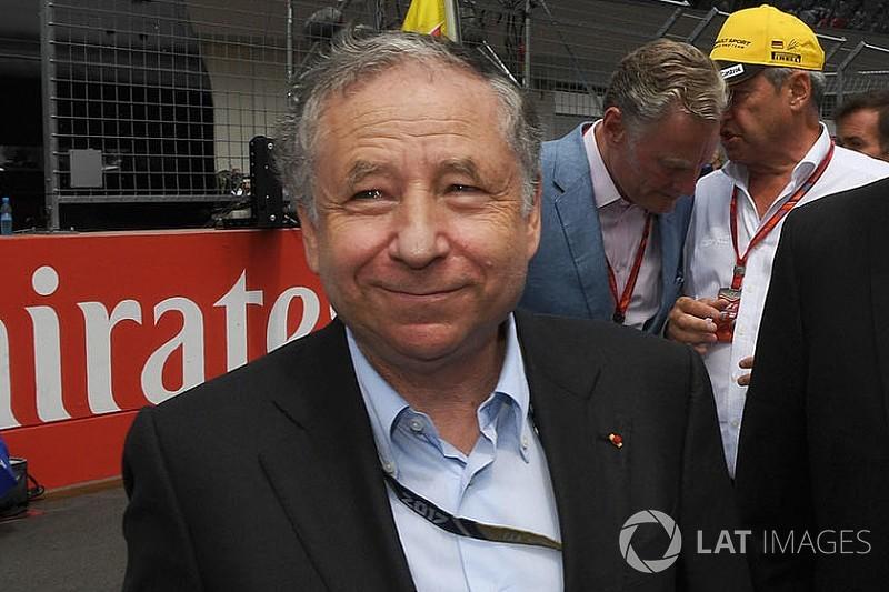 Reine Formsache: Jean Todt bleibt bis 2021 FIA-Präsident