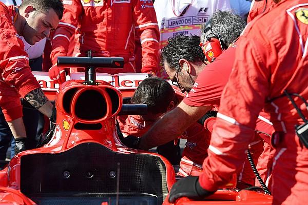 Formel 1 Erklärt: Das steckte hinter Sebastian Vettels Zündkerzen-Defekt in Suzuka
