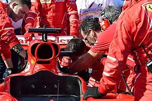 Vettel: Ferrari'nin uzun vadeli çözümlere ihtiyacı var
