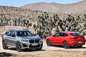 BMW представила 480-сильні кросовери X3 M і X4 M
