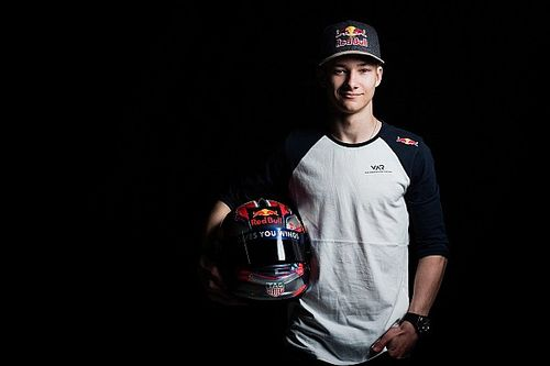 Van Amersfoort Racing strikt Red Bull-junior Hauger voor Formule 4