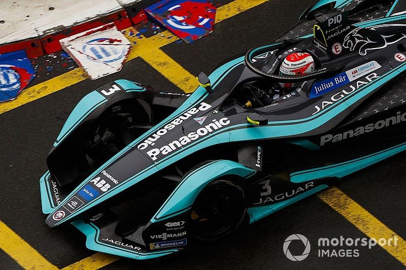 Piquet: Jaguar a second slower than rivals in Hong Kong