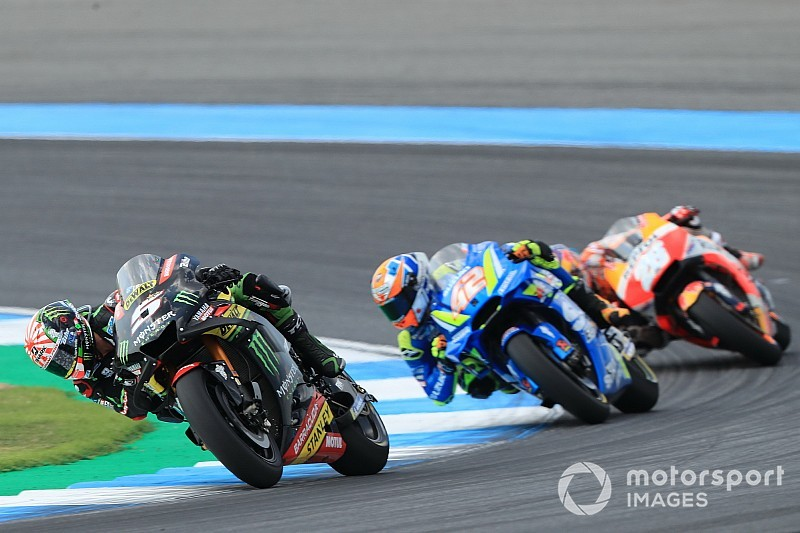 """Zarco: Thailand my first """"real race"""" for several rounds"""