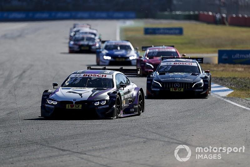 DTM-Finale Hockenheim 2018: Das Ergebnis aus Rennen 2 in Bildern