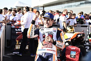 Marquez: This year