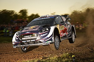 Il lancio del FIA World Rally Championship 2019 agli Autosport International