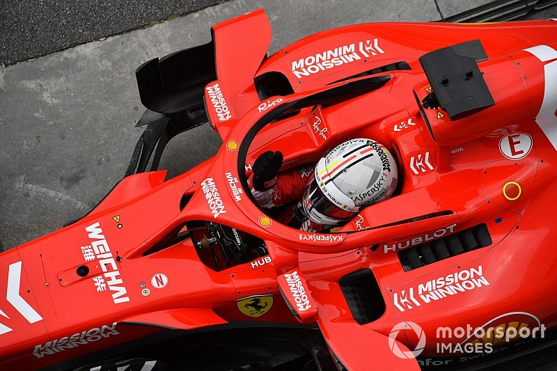 25.000 Euro: Sebastian Vettel kommt mit saftiger Geldstrafe davon