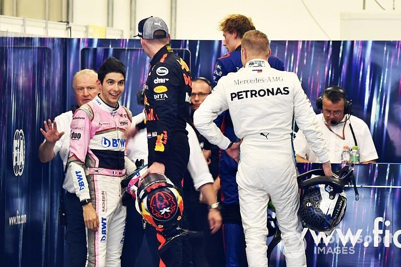 Picu keributan, Verstappen dapat sanksi kerja sosial