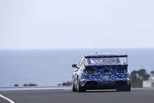 Supercars Lakukan Tes Secara Inklusif untuk Gen3
