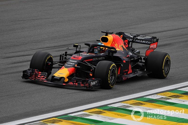 Ricciardo és Verstappen sem hiszi, hogy a Brazil GP-n a pole pozícióért harcolhatnának