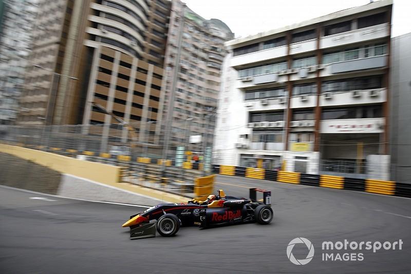 Ticktum en pole position provisoire à Macao