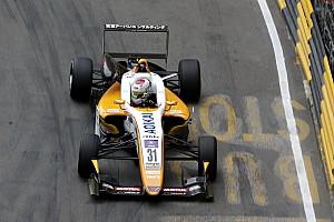 F3マカオでクラッシュの坪井翔「腰は痛いがドライビングに支障ない」