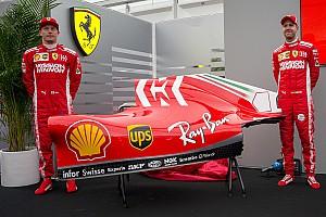 Ferrari présente sa nouvelle livrée au Japon