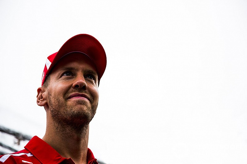 Vettel: Ferrari no ha