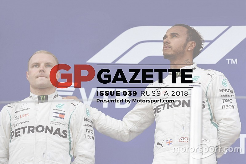 Issue #39 of GP Gazette is online now