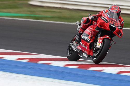 Баньяя одержал вторую победу в MotoGP подряд