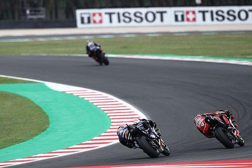 How 'El Diablo' and 'the Beast' starred in MotoGP's Misano contest