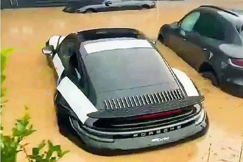 Erre figyeljünk, ha autónkat is elérné egy villámárvíz