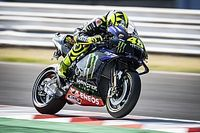 "Rossi: I'm ""not competitive enough"" for MotoGP title bid"