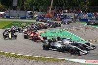 TV: Confira todos os horários do GP da Itália de Fórmula 1