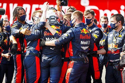 """Horner, Verstappen'in """"inanılmaz performansını"""" övdü"""
