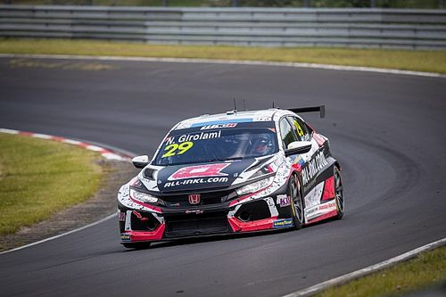 Nurburgring WTCR: Girolami takes Nordschleife pole for second year in a row