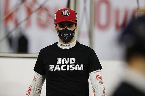 فيراري: جيوفينازي برهان على عدم ضرر تأخير الترقية إلى الفورمولا واحد