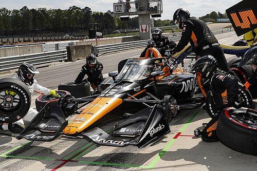 Brown open to third full-time Arrow McLaren SP in IndyCar