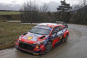 WRC, Monte-Carlo, PS2: Tanak si ripete, Rovanpera resiste