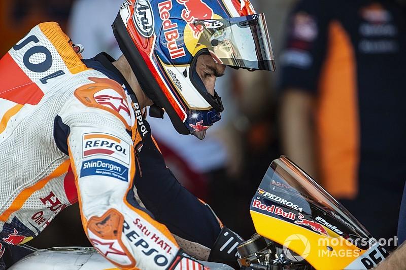 KTM подтвердила контракт с Педросой