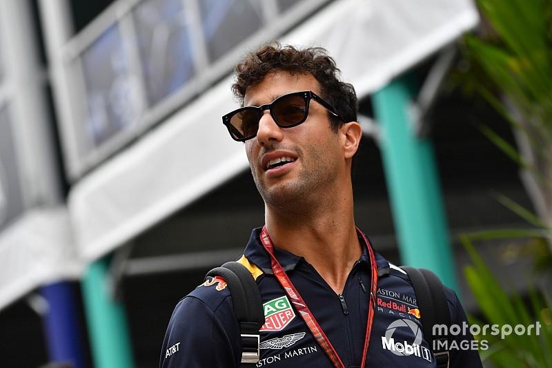 """Ricciardo: """"Ronde over Sochi Autodrom verrassend leuk"""""""