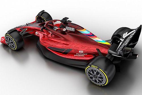 الفورمولا واحد تمنع الفرق من تطوير سيارات 2022 هذا العام