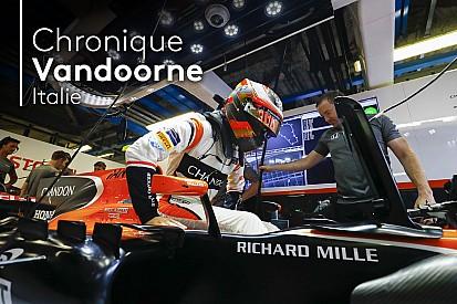 Formule 1 Chronique Vandoorne - Être la quatrième force à Singapour