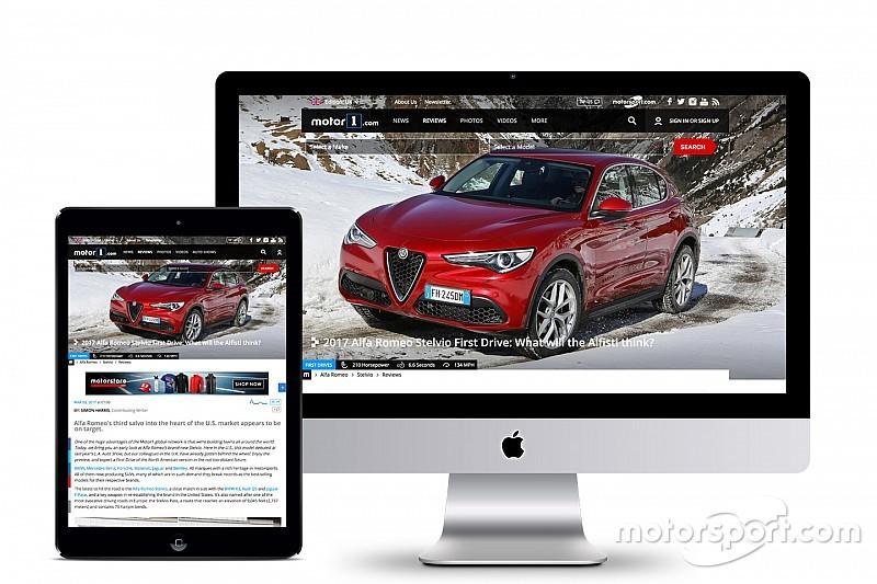 Motor1.com startet neue Plattform in Großbritannien