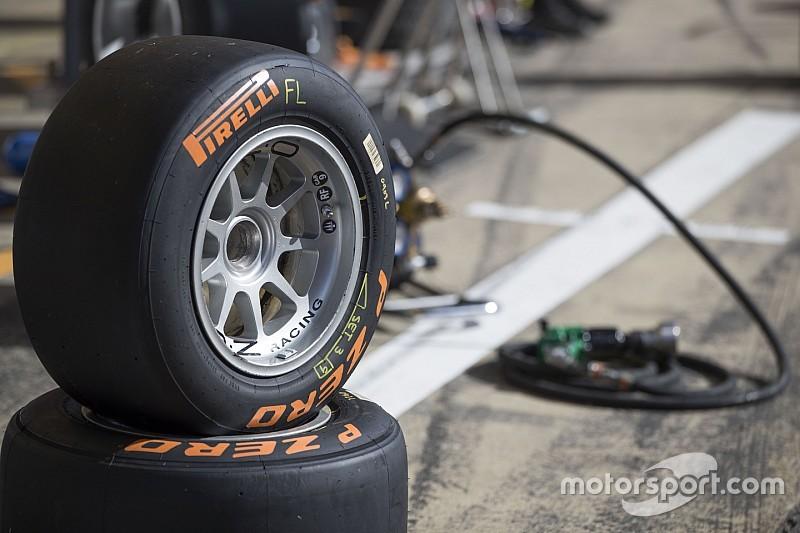 К сезону-2018 Pirelli сделает составы шин более мягкими