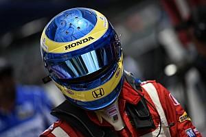 IndyCar Репортаж з практики Інді-500: Бурде очолив зупинену дощем п'яту практику