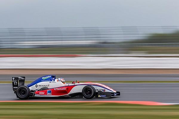 Formula Renault Qualifying report Eurocup Pau: Peroni cetak pole Race 2, Presley start ke-21