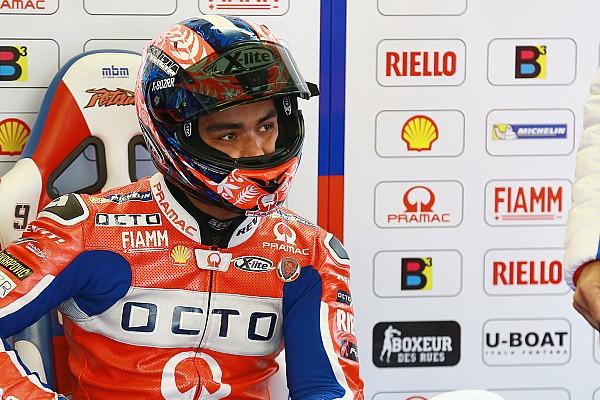 Ducati veut garder ses pilotes, Petrucci