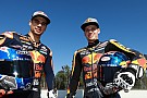 KTM Ajo pertahankan Oliveira-Binder di Moto2 2018