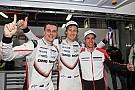 WEC Fuji WEC: Hartley, Bamber take pole for Porsche