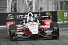 IndyCar Rahal rueful after caution period ends victory challenge