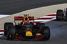 【F1バーレーンGP】FP3速報:赤旗中断もフェルスタッペンがトップ