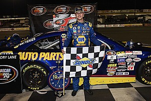 NASCAR Breaking news Todd Gilliland continues his quest for NASCAR titles with Iowa win