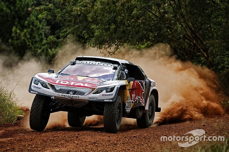 Reli Dakar Stage 2: Loeb kalahkan Al-Attiyah