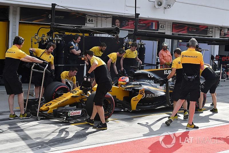 """Renault F1: """"Personeelsbestand en fabriek nog altijd te klein"""""""