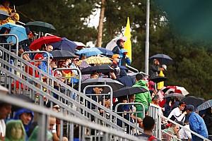 GP3 Crónica de Clasificación Cancelada la clasificación de GP3 por lluvia en Monza: pole para Fukuzumi