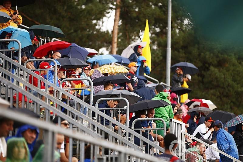 Start GP3-kwalificatie uitgesteld vanwege natte omstandigheden in Monza