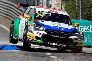 WTCC Отчет о гонке Беннани и Михелиц победили в гонках WTCC в Португалии