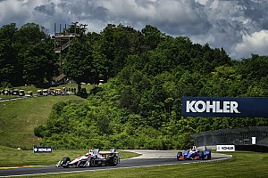 IndyCar Qualifying report Road America IndyCar: Fast 6 quotes after qualifying