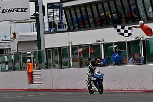 CIV Supersport Gara 300: una vittoria a testa per Carusi e Bernardi a Misano